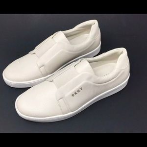 DKNY Leather Fashion Sneakers Size 6.5